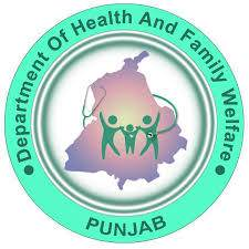 Logo: Department of Health and Family Welfare