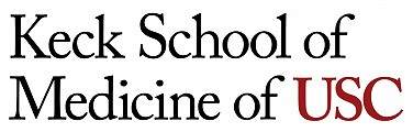 Logo: Keck School of Medicine University of Southern California