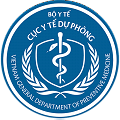 Logo: General Department of Preventive Medicine, Ministry of Health
